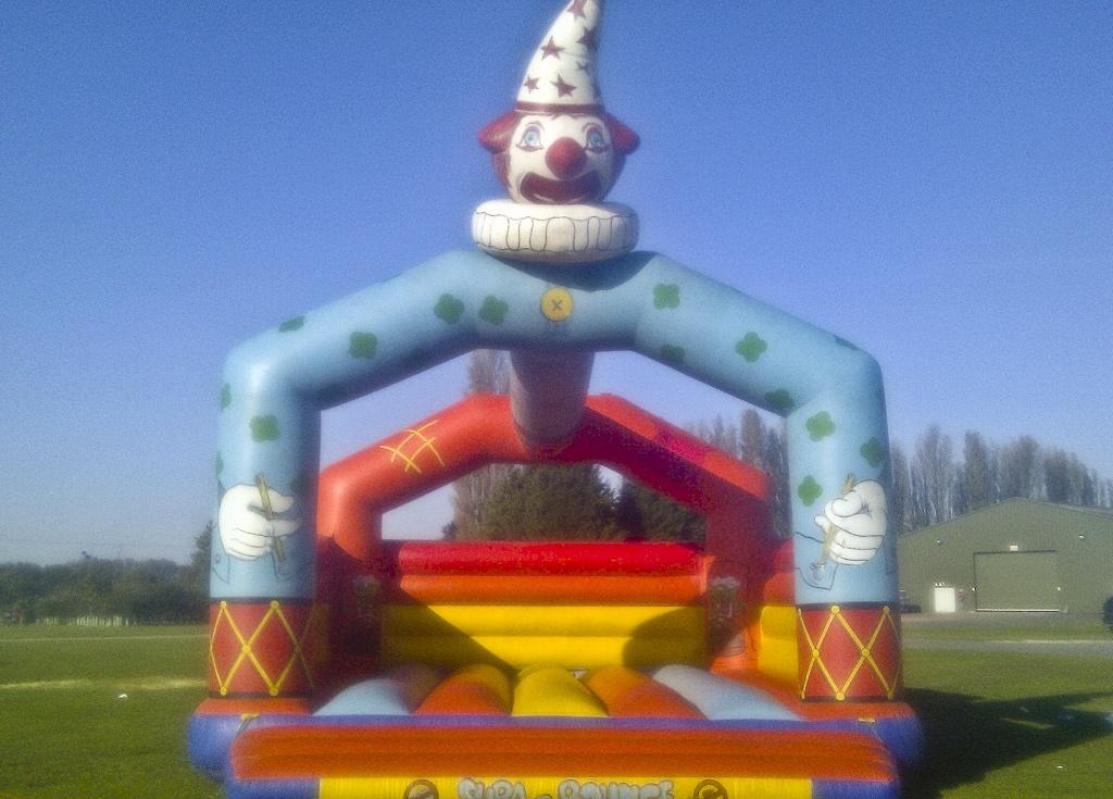 leisure activities inflatable fun