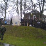 Army Theme Zorbing Day