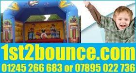 Bouncy Castle Hire In The UK