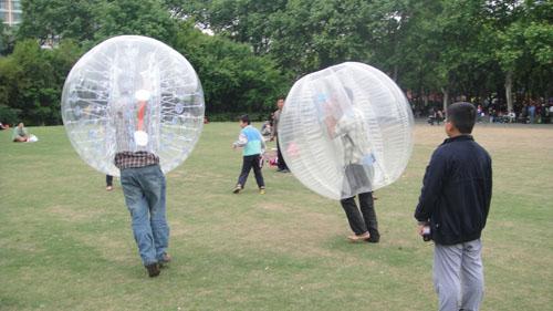 Bubble Football Business Equipment