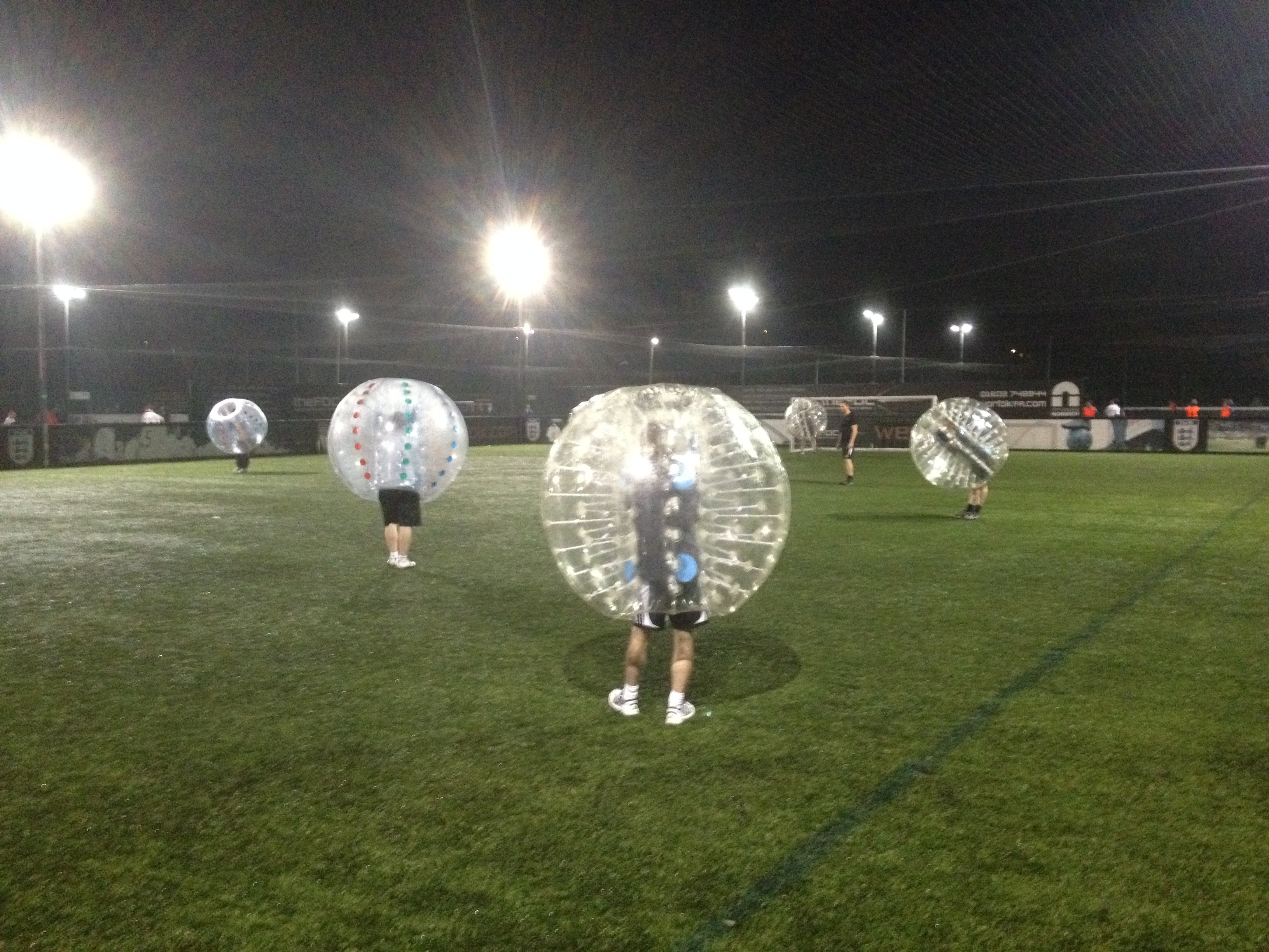 BODY ZORBING - ZORBING HIRE UK - ZORB HIRE UK