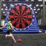 Foot Darts Leisure Activities