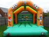 football castle - inflatable fun activities