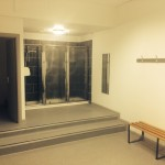 Zorb Football Changing Rooms