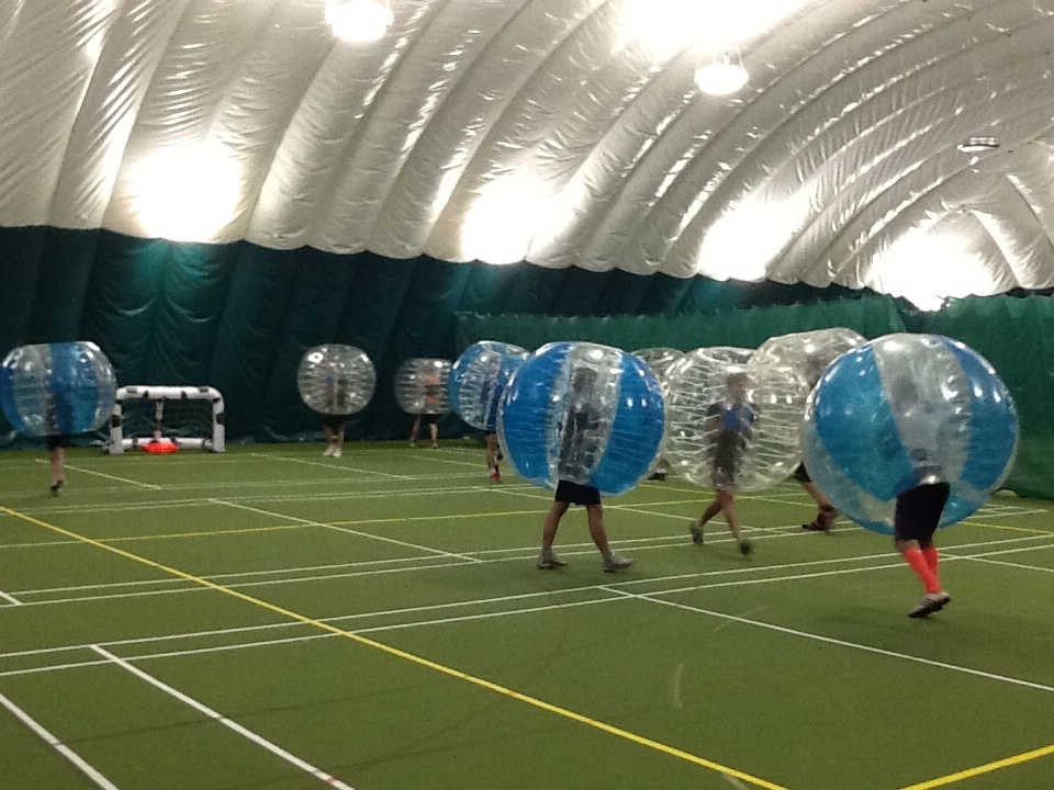 Children's Zorb Parties
