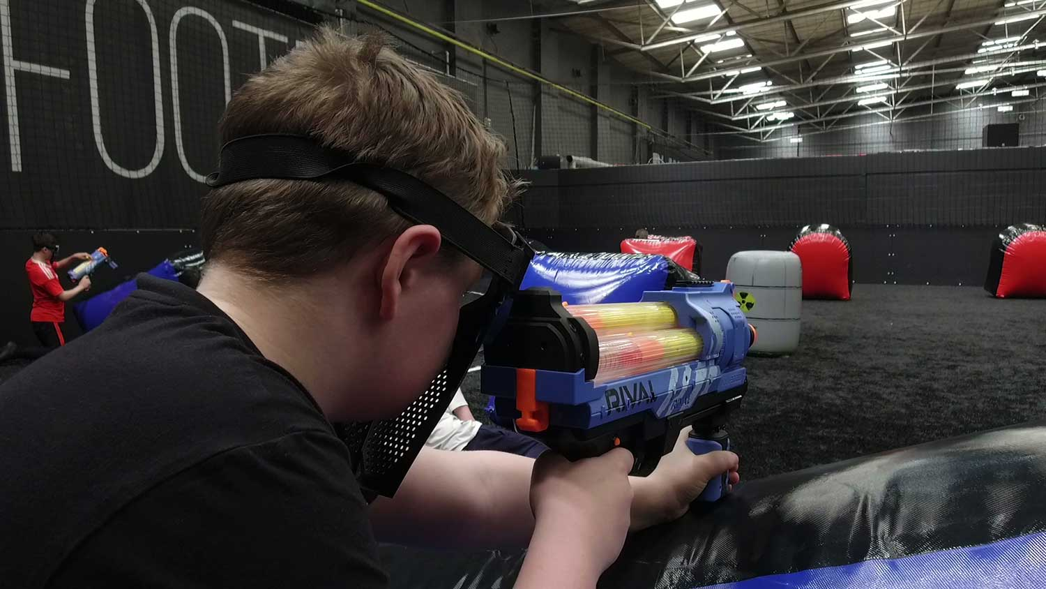 Nerf Wars School Events