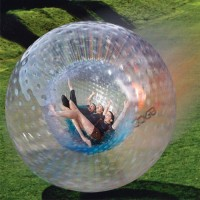 Zorbing Party Childrens Paries