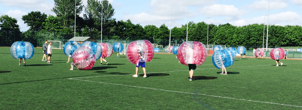 Zorb Football Football Bubble