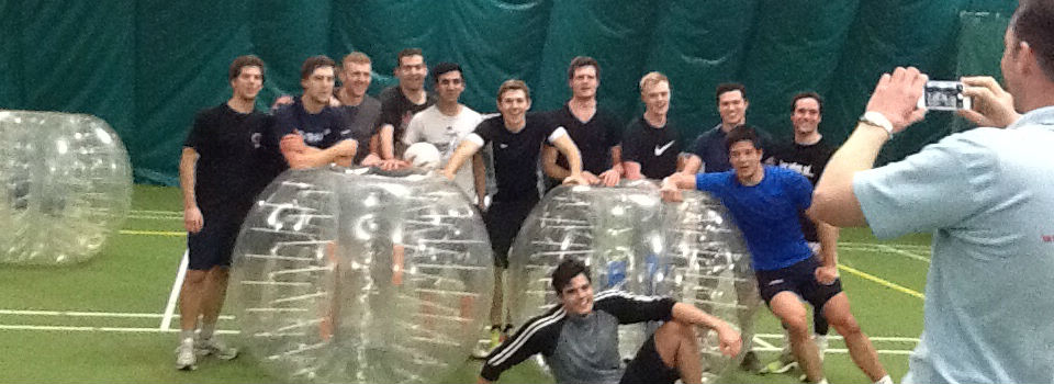 zorbs and zorbing leisure activities