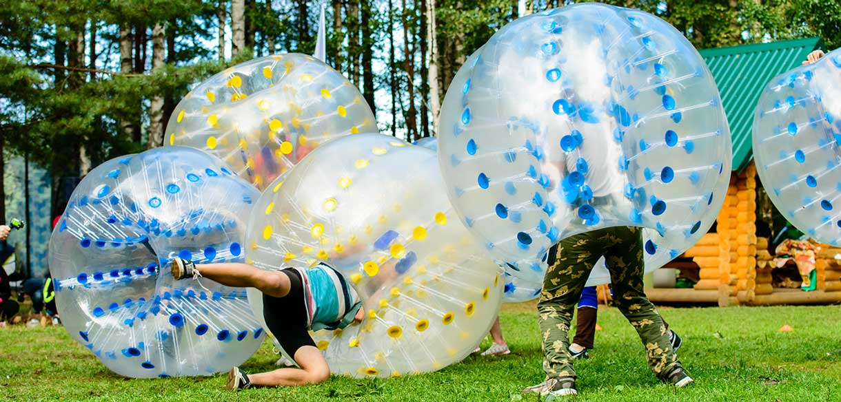 Bubble Football faq's leisure activities