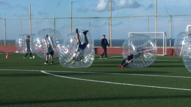 Zorb / Bubble Football Outdoors