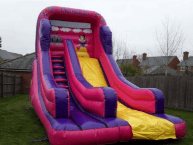 Inflatable fun activities