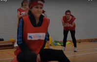 Women Participating In Sports Day