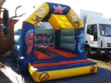 bouncy castle hire inflatable fun activities